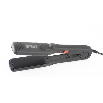 NVNOVA NV-522 Hair Straightener For Women (Black)